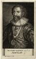 William Herbert, 3rd Earl of Pembroke, by George Vertue, after  Daniel Mytens - NPG D25794