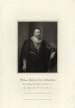 William Herbert, 3rd Earl of Pembroke, by William Holl Sr, after  Sir Anthony van Dyck - NPG D25795
