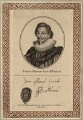 Francis Manners, 6th Earl of Rutland, after Unknown artist, printed by  John Thane - NPG D25799