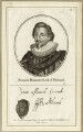 Francis Manners, 6th Earl of Rutland, after Unknown artist, printed by  John Thane - NPG D25801