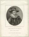 John Digby, 1st Earl of Bristol, by E. Bocquet - NPG D25825