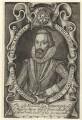 Edmund Sheffield, 1st Earl of Mulgrave, by Renold or Reginold Elstrack (Elstracke), after  Unknown artist - NPG D25834