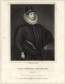 Fulke Greville, 1st Baron Brooke of Beauchamps Court, by John Cochran - NPG D25851