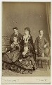 The Vokes Family, by London Stereoscopic & Photographic Company - NPG x76637