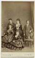 The Vokes Family, by London Stereoscopic & Photographic Company - NPG x76637