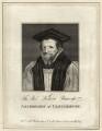 Richard Bancroft, published by William Richardson - NPG D25857