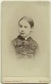 Dorothy Bussy (née Strachey), by Albert Adolphe Boucher - NPG x13891