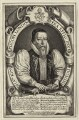 John King, by Simon de Passe - NPG D25874