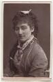 Victoria Rosaline Sarah Vokes, by Lock & Whitfield - NPG Ax7629