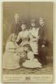 Alexandra of Denmark and her children, by W. & D. Downey - NPG x20134