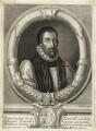 John Overall, by Robert White - NPG D25916