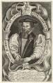 Robert Abbot, by Francis Delaram, after  William Peake - NPG D25920
