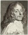 Robert Dormer, 1st Earl of Carnarvon, by Bernard Baron, after  Sir Anthony van Dyck - NPG D32043