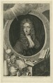 Robert Boyle, by George Vertue, after  Johann Kerseboom - NPG D32051