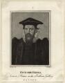 Richard Edes (Eades), by Edward Harding, after  Silvester Harding - NPG D25946