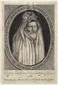 John Donne, by Martin Droeshout - NPG D25948
