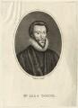 John Donne, by William Skelton - NPG D25949