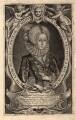 Frances Stuart (née Howard), Duchess of Richmond and Lennox, by Francis Delaram, after  Unknown artist - NPG D9066