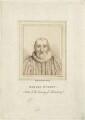 Robert Burton, by T. Prercott, published by  C. Dyer - NPG D26003