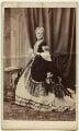 Georgina ('Nina') Chicheley (née Plowden), Lady Grey, by Howard, Bourne & Shepherd - NPG x26180