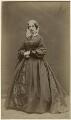 Jane Baillie Carlyle (née Welsh), by William Jeffrey - NPG x5663