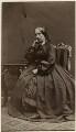 Jane Baillie Carlyle (née Welsh), by William Jeffrey - NPG x5664