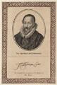 Thomas Egerton, 1st Viscount Brackley, printed and published by John Thane, after  Simon de Passe - NPG D26063