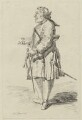 Robert Bragge, by Arthur Pond, after  Pier Leone Ghezzi - NPG D32082