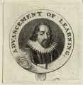Francis Bacon, 1st Viscount St Alban, after Unknown artist - NPG D26075