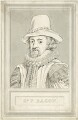 Francis Bacon, 1st Viscount St Alban, after Unknown artist - NPG D26076