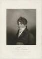 John Braham, by Anthony Cardon, after  John George Wood - NPG D32084