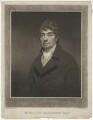 William Braidwood, by Charles Turner, after  George Watson - NPG D32085