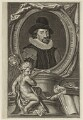 Francis Bacon, 1st Viscount St Alban, after Jacobus Houbraken - NPG D26077