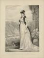 Charlotte Catherine Anne Egerton (née Haynes), Countess of Bridgewater, by James Posselwhite, after  Henry Edridge - NPG D32103