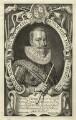 Edward Cecil, Viscount Wimbledon, by Simon de Passe - NPG D26110