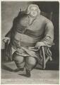 Edward Bright, by Johann Jakob Haid, after  David Ogborne - NPG D32105