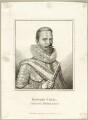 Edward Cecil, Viscount Wimbledon, published by John Scott, after  Simon de Passe - NPG D26111