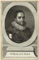 Horace Vere, Baron Vere of Tilbury, after William Faithorne - NPG D26112