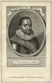 Horace Vere, Baron Vere of Tilbury, published by Thomas Rodd the Elder, after  William Faithorne - NPG D26113