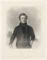 John Bright, by Samuel William Reynolds Jr, after  Charles Allen Duval - NPG D32107