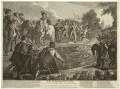 Sir Hugh Myddelton, 1st Bt, by George Bickham the Elder - NPG D26124