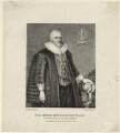 Sir Hugh Myddelton, 1st Bt, possibly by Joseph Fussell, printed by  George Edward Madeley, published by  Simpkin, Marshall & Co - NPG D26129
