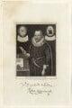 Sir Robert Naunton, by Robert Cooper - NPG D26164