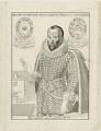 Sir Robert Naunton, after Simon de Passe - NPG D26165
