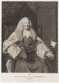 William Murray, 1st Earl of Mansfield, by Francesco Bartolozzi, published by  Thomas Macklin, after  Sir Joshua Reynolds - NPG D32121