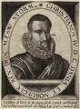 Christian IV, King of Denmark and Norway, by Claes Jansz Visscher - NPG D26179