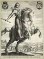 Frederick V, King of Bohemia and Elector Palatine, by Claes Jansz Visscher - NPG D26189