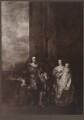 King Charles I; Henrietta Maria; King Charles II; Mary, Princess Royal and Princess of Orange, after Sir Anthony van Dyck - NPG D32112