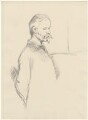 Walter Crane, by Sir William Rothenstein - NPG D32127