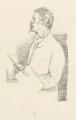 Walter Crane, by Sir William Rothenstein - NPG D32128